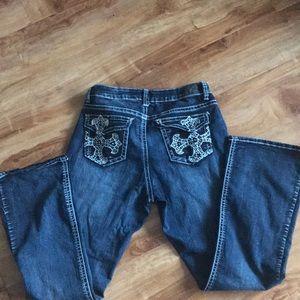Love Indigo blue jeans